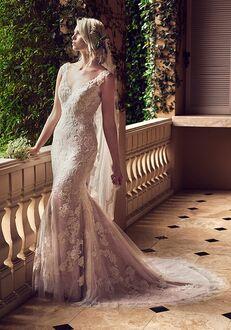 Casablanca Bridal 2228 Belladonna Sheath Wedding Dress