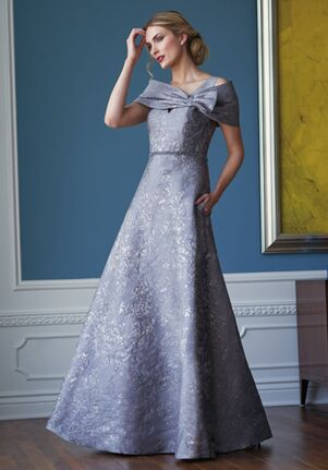 Jade Couture Mother of the Bride by Jasmine K218065 Blue Mother Of The Bride Dress