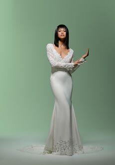 Lazaro Marylin/32007 Mermaid Wedding Dress