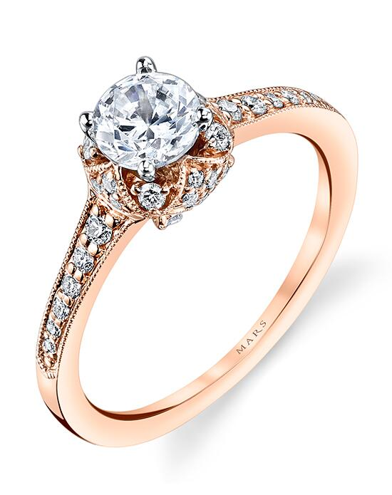 MARS Fine Jewelry 25802 Engagement Ring photo