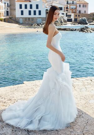 Love by Enzoani Alyse Mermaid Wedding Dress