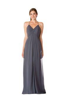 Bari Jay Bridesmaids BC-1723 V-Neck Bridesmaid Dress