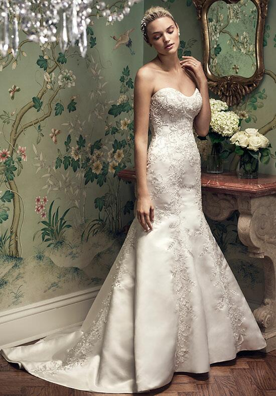 Casablanca Bridal 2207 Wedding Dress photo