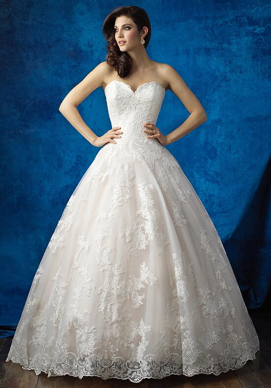 Allure Bridals 9353 Wedding Dress photo