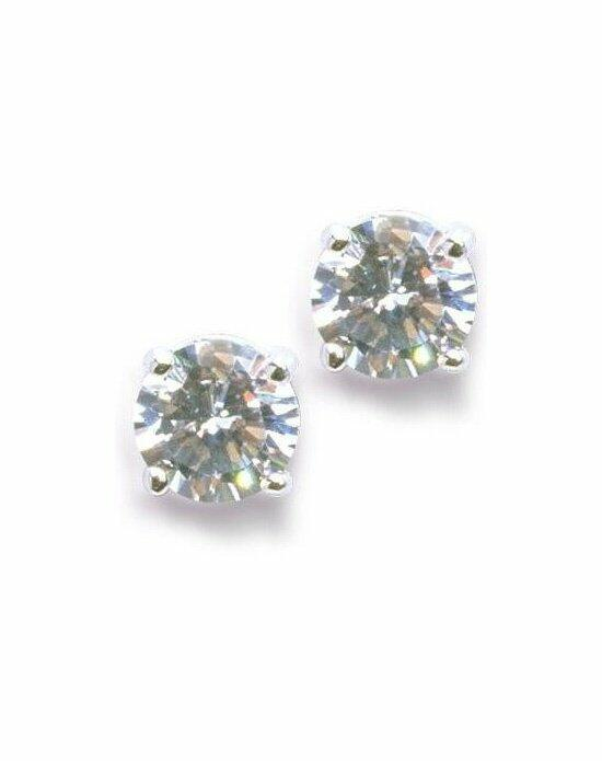Anna Bellagio CELESTE CUBIC ZIRCONIA EARRINGS Wedding Earrings photo
