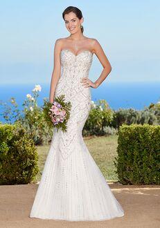 KITTYCHEN Couture JAMIE, K1758 Sheath Wedding Dress