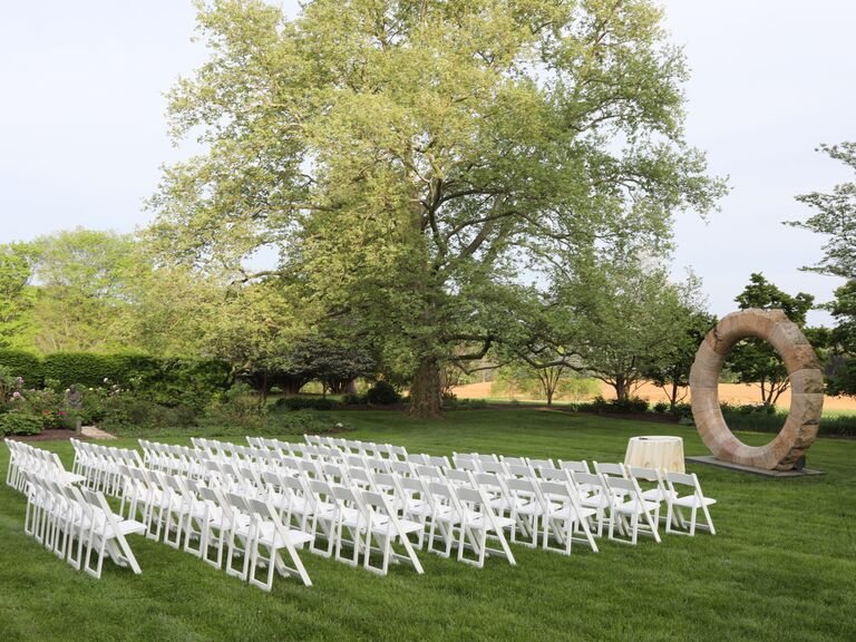Wedding venue in Laytonsville, Maryland.