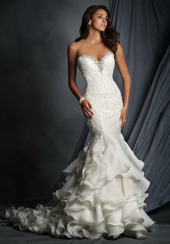 Alfred Angelo Bridal Collection 2527 Wedding Dress photo