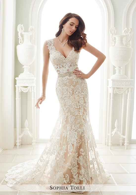 Sophia Tolli Y21656 Fellini Wedding Dress photo