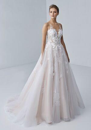 ÉTOILE FLEUR A-Line Wedding Dress