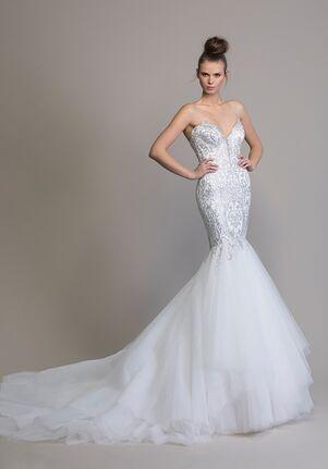 LOVE by Pnina Tornai for Kleinfeld 14758 Wedding Dress