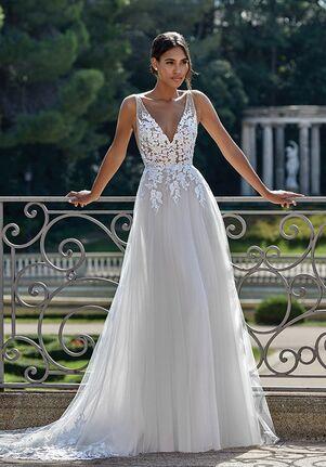 Sincerity Bridal 44149 A-Line Wedding Dress