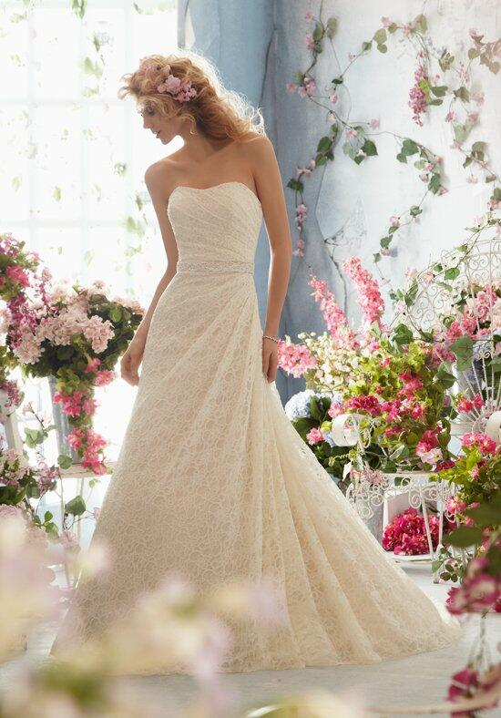 Voyage by Madeline Gardner 6763 Wedding Dress photo