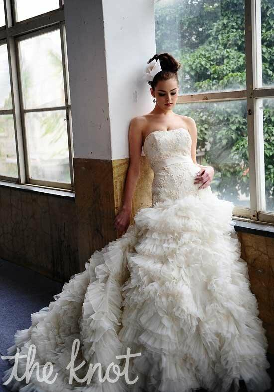 Saison Blanche Couture 4190 Wedding Dress photo