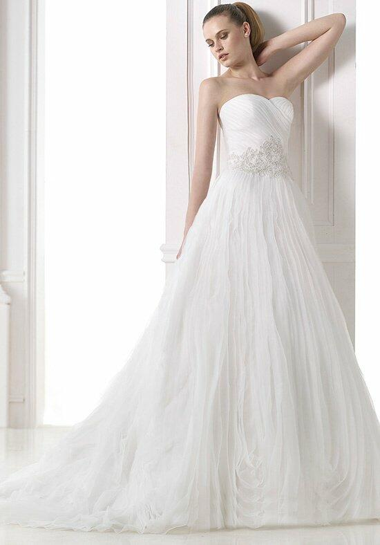 PRONOVIAS MALVINA Wedding Dress photo