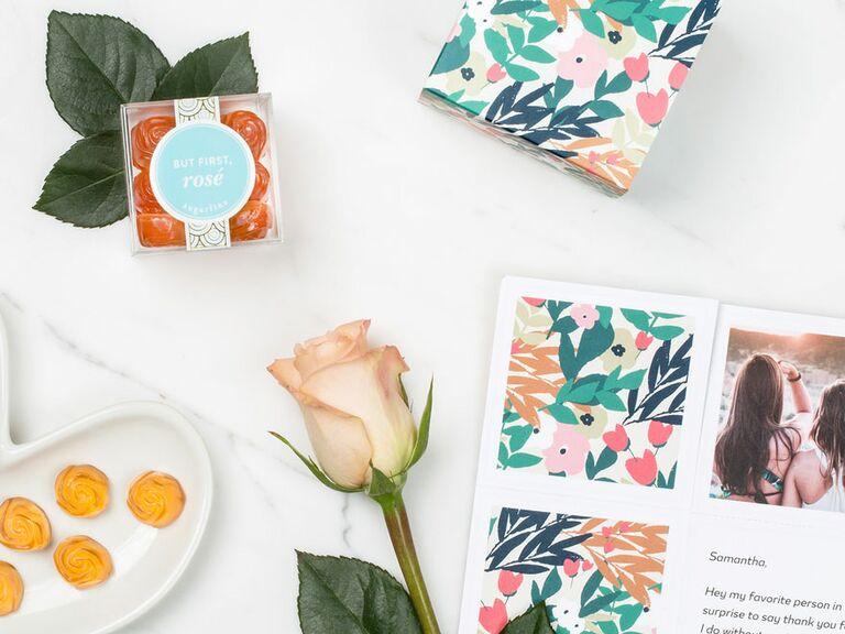 greetabl customized wedding party gift