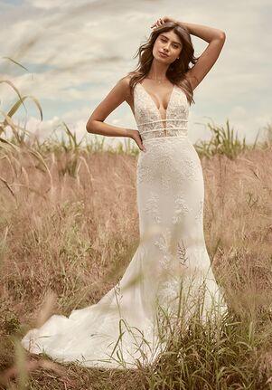 Rebecca Ingram ANGIE Sheath Wedding Dress