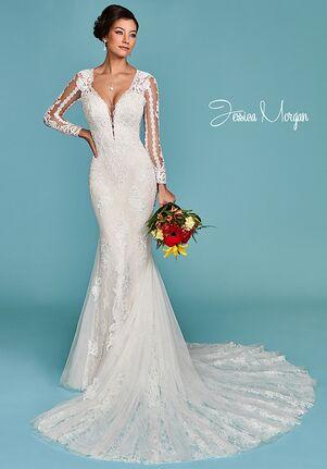 Jessica Morgan GRACEFUL, J1987 Mermaid Wedding Dress