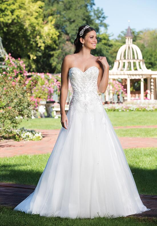 Sincerity Bridal 3917 Wedding Dress photo