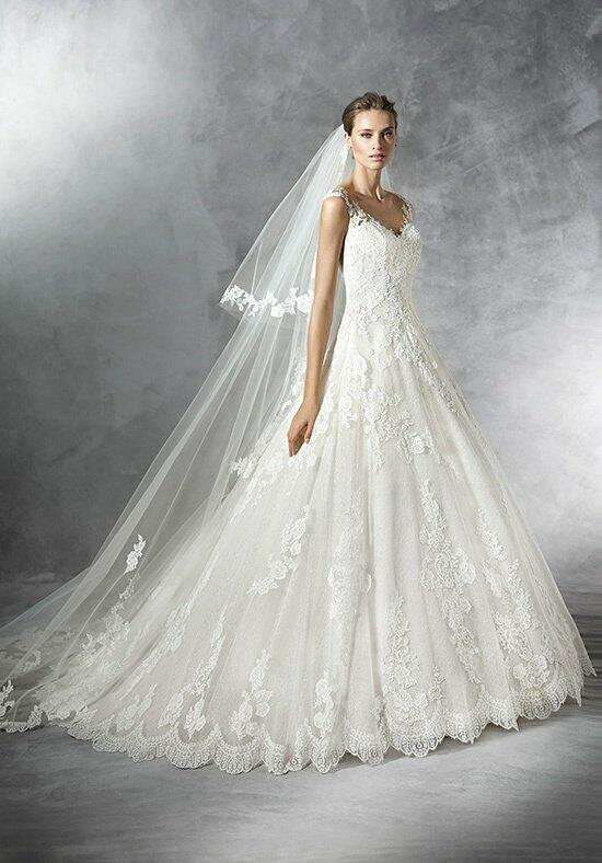 PRONOVIAS PRIMADONA Wedding Dress photo