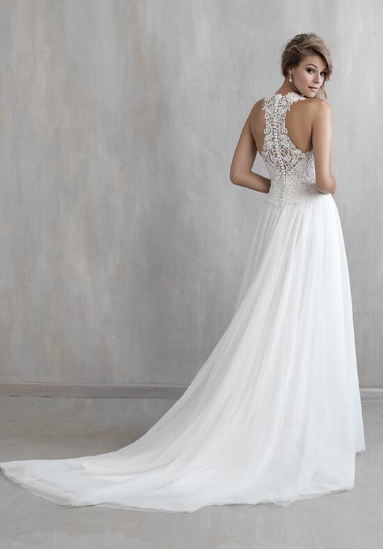 Madison james mj203 wedding dress the knot for Madison james wedding dresses