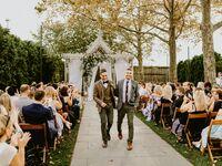Philadelphia wedding venue in Glen Mills, Pennsylvania.