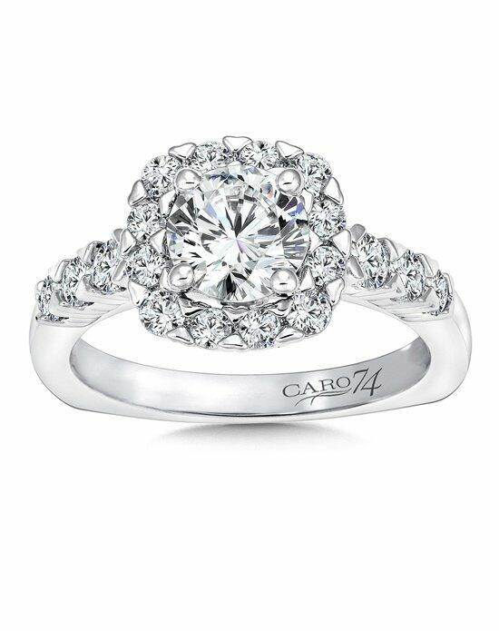 Caro 74 CR671W Engagement Ring photo