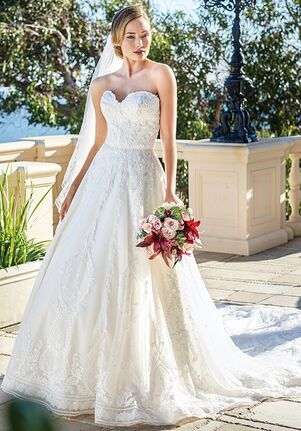 Jasmine Couture T222015 Ball Gown Wedding Dress