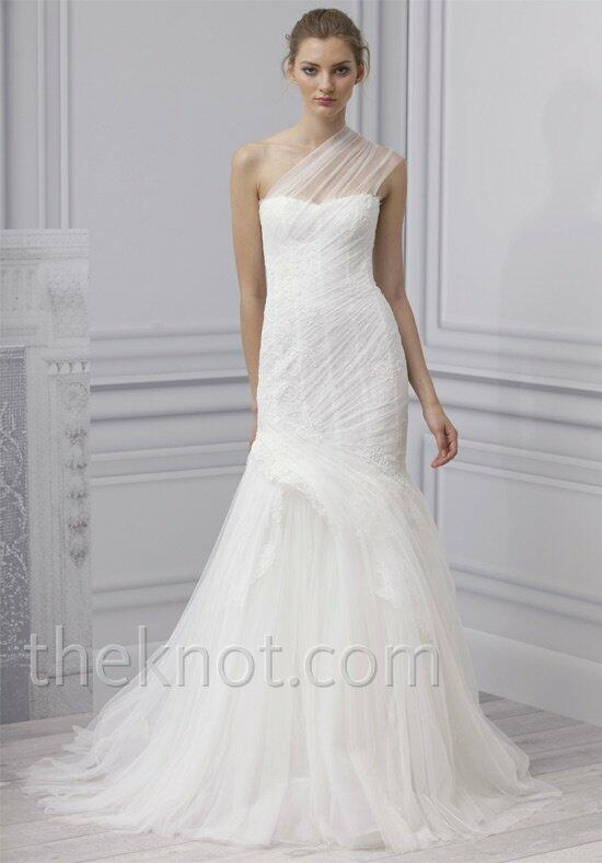 Monique Lhuillier Charlene Wedding Dress photo