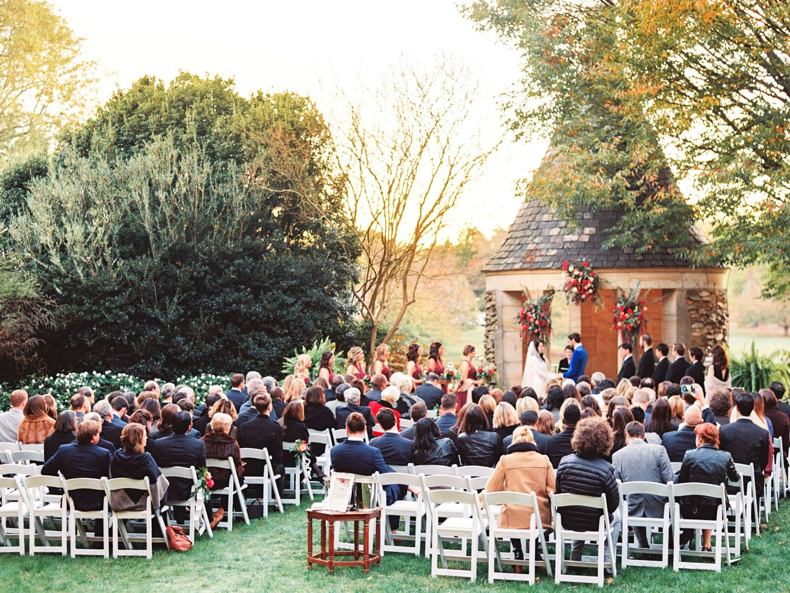 Wedding Ceremony Seating Basics Where To Seat Guests At Ceremony