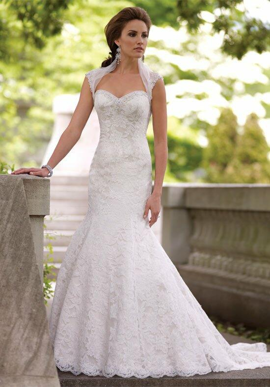 David Tutera for Mon Cheri 113226 Dolores Wedding Dress photo