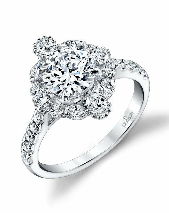 Parade Design Style R3205 from the Hemera Collection Engagement Ring photo