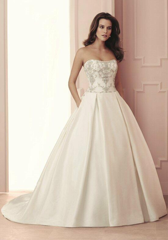 Paloma Blanca 4511 Wedding Dress photo