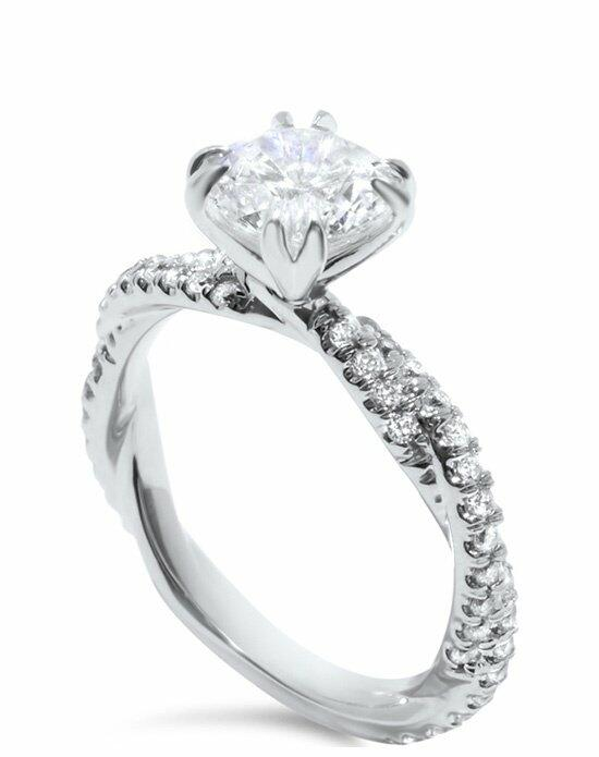 Timeless Designs R1730C Engagement Ring photo