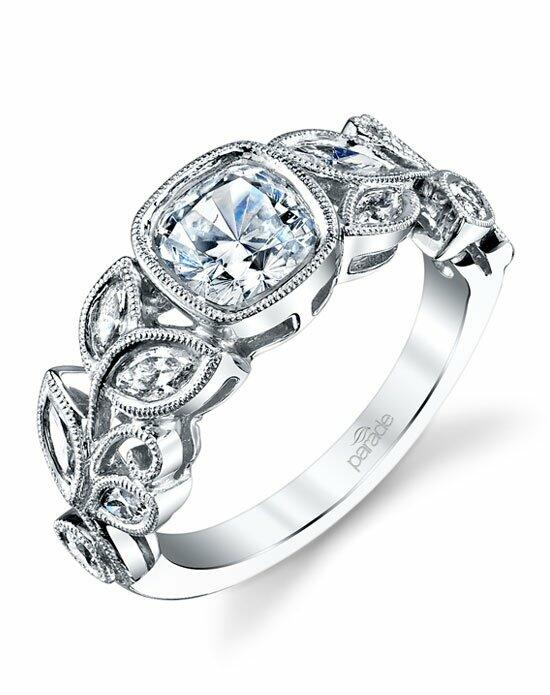 Parade Design Style R3329 from the Lyria Bridal Collection Engagement Ring photo