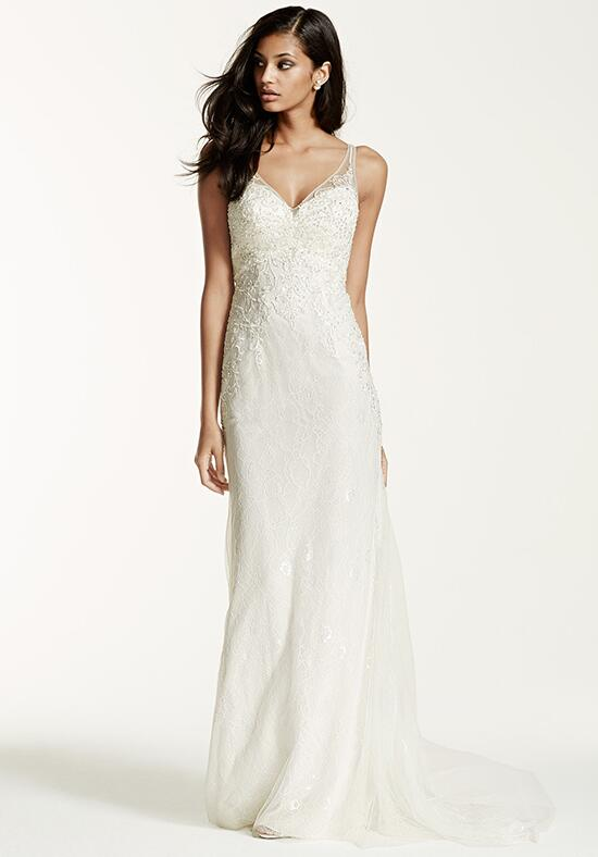 David's Bridal Galina Signature Style SWG675 Wedding Dress photo