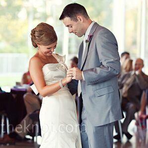 Reception First Dance