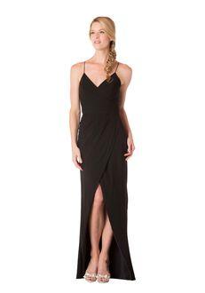 Bari Jay Bridesmaids 1702 V-Neck Bridesmaid Dress