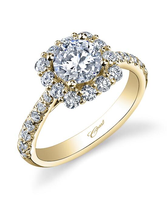 Coast Diamond LC5257 Engagement Ring photo