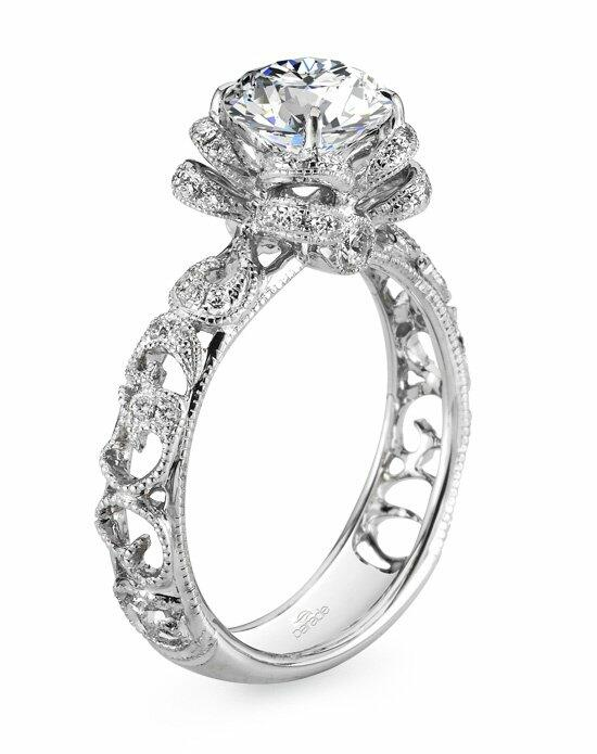 Parade Design Style R2902 from the Hera Collection Engagement Ring photo