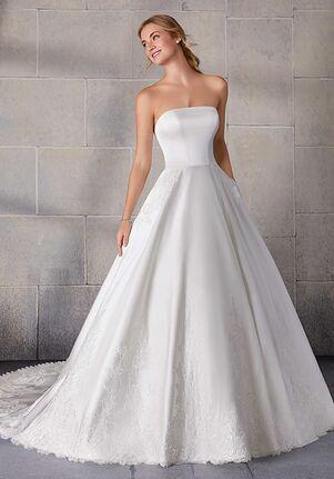 Morilee by Madeline Gardner Sedona 2134 Ball Gown Wedding Dress