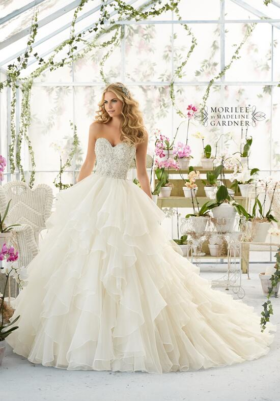 Mori Lee by Madeline Gardner 2815 Wedding Dress photo