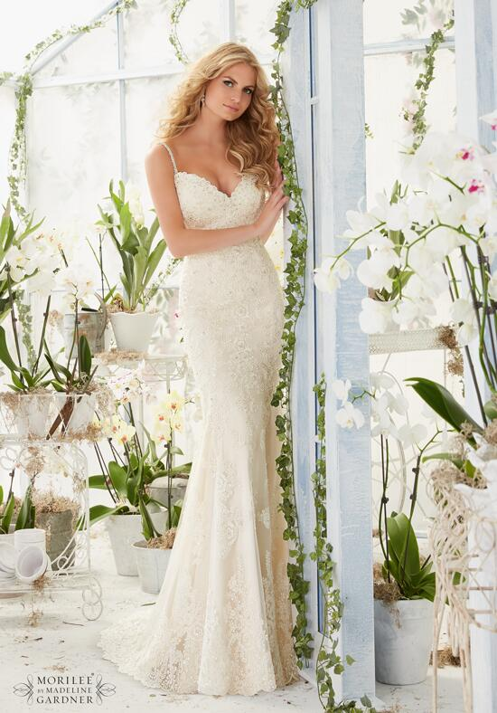 Mori Lee by Madeline Gardner 2807 Wedding Dress photo