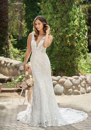 Jasmine Couture T212006 Mermaid Wedding Dress