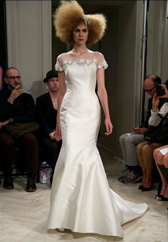 Badgley Mischka Bride Audrey Wedding Dress photo