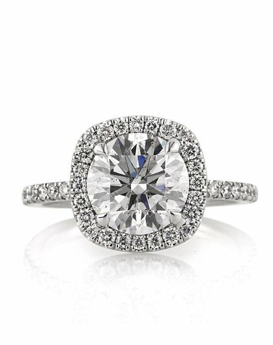 Mark Broumand 2.59ct Round Brilliant Cut Diamond Engagement Ring Engagement Ring photo