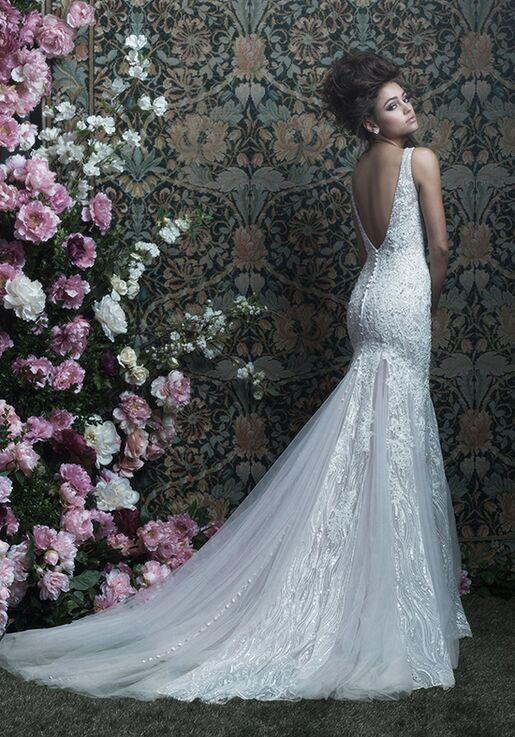 Allure Romance C415 Sheath Wedding Dress