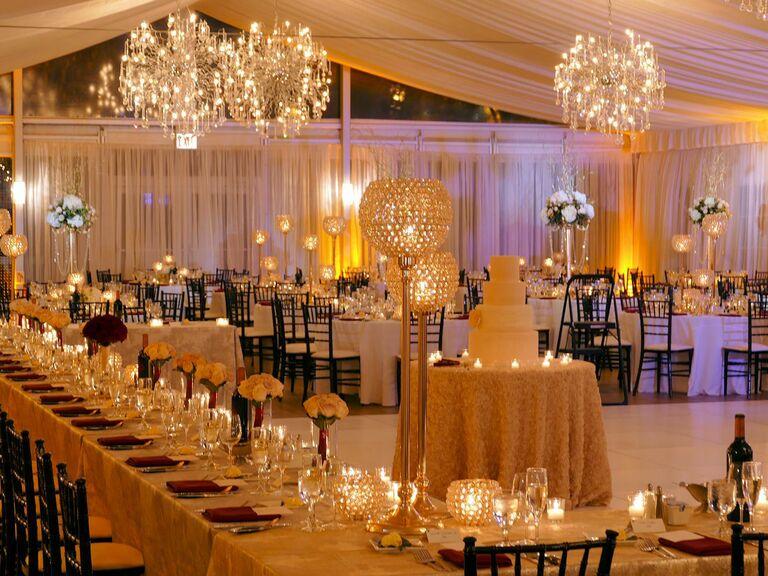 Galleria Marchetti wedding venue in Chicago, Illinois.