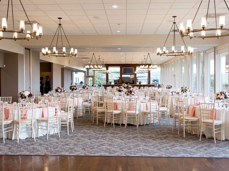 Wedding venue in Phoenix, Maryland.