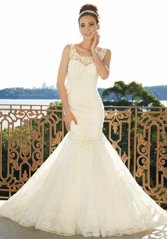 Sophia Tolli Y11328 Wiress Wedding Dress photo